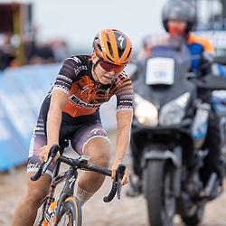22-08-2020: Wielrennen: NK vrouwen: Drijber<br /> Jip van den Bos