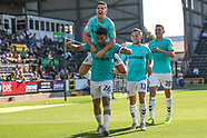 Notts County v Forest Green Rovers 010918
