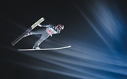 30.12.2018, Schattenbergschanze, Oberstdorf, GER, FIS Weltcup Skisprung, Vierschanzentournee, Oberstdorf, 1. Wertungsdurchgang, im Bild Stefan Kraft (AUT) // Stefan Kraft of Austria during his 1st Competition Jump for the Four Hills Tournament of FIS Ski Jumping World Cup at the Schattenbergschanze in Oberstdorf, Germany on 2018/12/30. EXPA Pictures © 2018, PhotoCredit: EXPA/ JFK