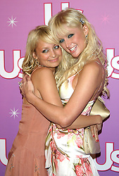 Sep 17, 2004; Hollywood, CA, USA; NICOLE RICHIE and PARIS HILTON at The US Weekly Hot Young Hollywood Party held at the Spider Club...  (Credit Image: Ning Chiu/ZUMAPRESS.com)