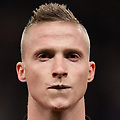 Football - 2012 / 2013 Champions League - Group H: Manchester United vs. CFR Cluj<br /> Alexander Buttner of Manchester United at Old Trafford