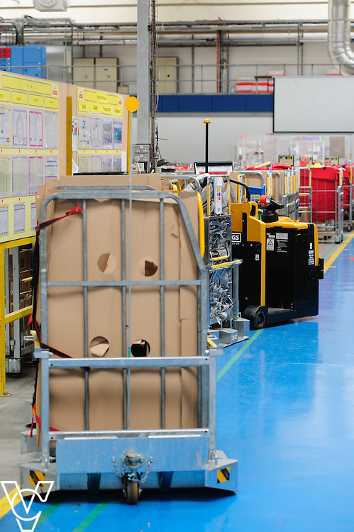 Stock / generic images taken at the Royal Mail's Sheffield Mail Centre.<br /> <br /> Date: June 10, 2016