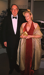 LORD & LADY ALEXANDER OF WEEDON, he is chairman of NatWest Bank, at a fashion show in London on 12th May 1998.MHL 25