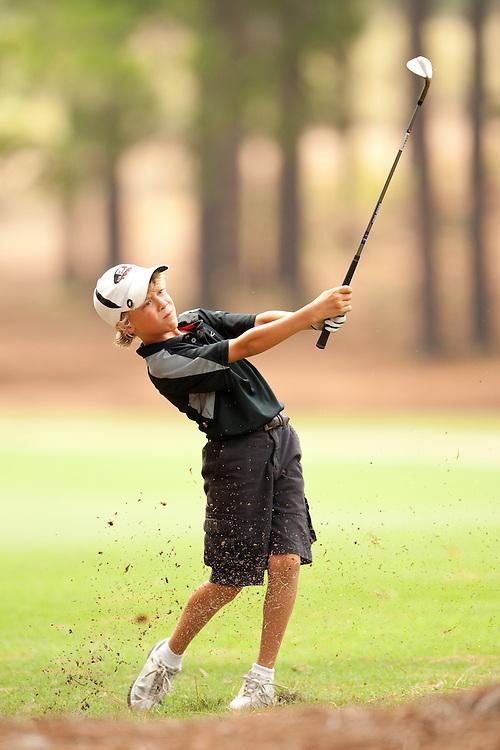US Kids Golf Championship, second round. Pinehurst Resort, Pinehurst, North Carolina, Friday, August 7 2009.
