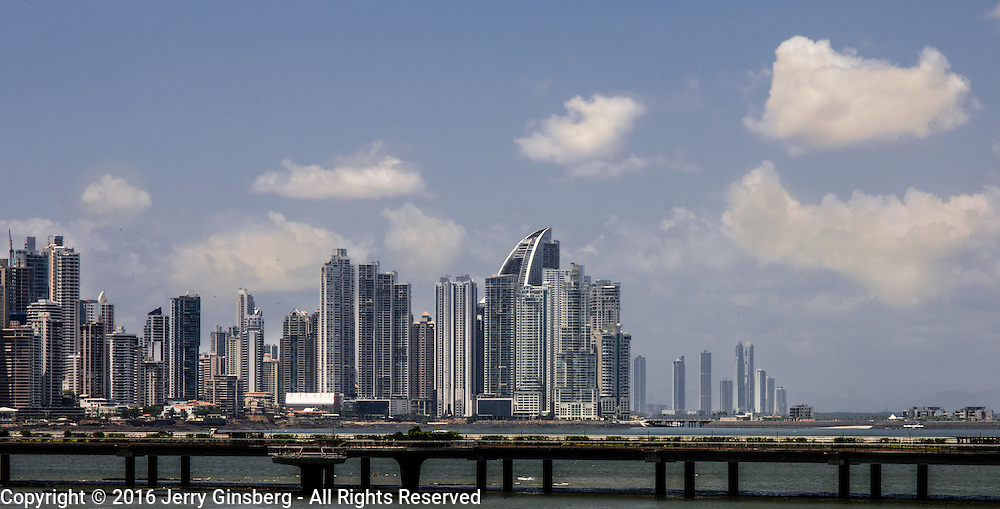 Panama, Panama City, Latin America, Central America, Caribbean, Punta Pacifica is the newest extension of bustling, thriving Panama City.