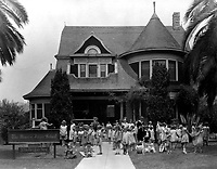1925 Misses Janes School on Hollywood Blvd.