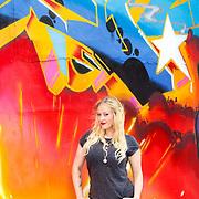 USA/Miami/20150802 - Fotoshoot Britt Lenting in Miami