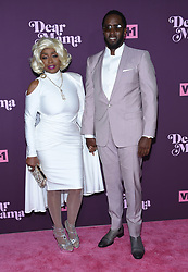 May 3, 2018 - Los Angeles, California, U.S. - Sean Diddy Combs and Janice Combs arrives for the VH1's 3rd Annual 'Dear Mama: A Love Letter to Moms' at the Theatre at the Ace Hotel. (Credit Image: © Lisa O'Connor via ZUMA Wire)
