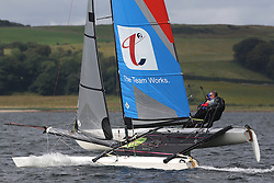 Peelport Clydeport Largs Regatta Week 2013 <br /> <br /> GBR 389, Ferocious, Tornado Sport, D.Parker, S Cleary<br /> <br /> Largs Sailing Club, Largs Yacht Haven, Scottish Sailing Institute