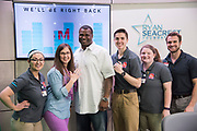 Jessie Armstead in Dallas on March 4, 2017.