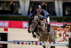 Whitaker William, GBR, Fandango<br /> Longines FEI Jumping Nations Cup™ Final<br /> Barcelona 20128<br /> © Hippo Foto - Dirk Caremans<br /> 05/10/2018