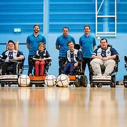Lothian Wolves Powerchair Football Club