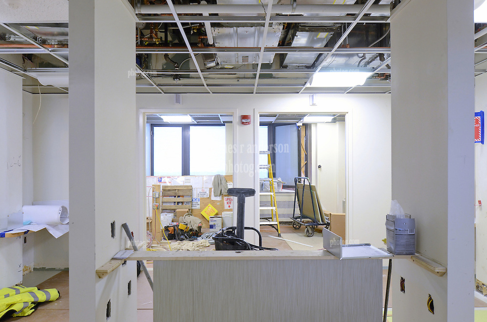 VA Medical Center West Haven ICU Step Down Expansion.VA Project No. 689-375   PAI Project No. 33656.00.Photographer: James R Anderson.Date of Photograph: 16 November 2012   Time: 1:53 PM   Image No.: 04.