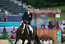 Bolmer Gert (NED) - Vorman<br /> Individual Championship Test  - Grade II <br /> London 2012 Paralympic Games<br /> © Hippo Foto - Jon Stroud