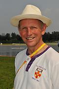 Shunyi, CHINA.  Martin CROSS, at the 2008 Olympic Regatta, Shunyi Rowing Course. Tuesday 12.08.2008  [Mandatory Credit: Peter SPURRIER, Intersport Images]