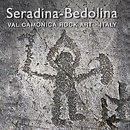 Pictures of Prehistoric Rock Carvings - Seradina Bedolina  - Valcamonica, Italy