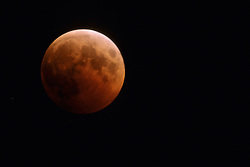 Full Eclipse Of The Moon