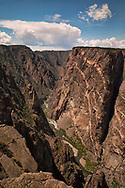 Black Canyon of the Gunnison National Park, Colorado, Gunnison River