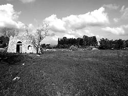 Salento, un antica paiara di campagna