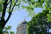 Latvian Orthodox Church, Riga, Latvia