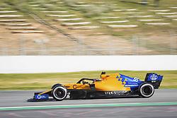 February 18, 2019 - Barcelona, Spain - 55 SAINZ Carlos (spa), McLaren Renault F1 MCL34, action during Formula 1 winter tests from February 18 to 21, 2019 at Barcelona, Spain - Photo Antonin VincentMotorsports: FIA Formula One World Championship 2019, Test in Barcelona, (Credit Image: © Hoch Zwei via ZUMA Wire)