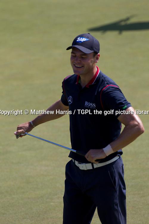 Martin KAYMER (GER) Wednesday practice US Open Championship 2014,Pinehurst No 2,Pinehurst,North Carolina,USA.