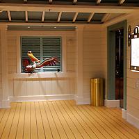 Elevator lobby on Disney Fantasy