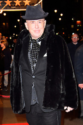 © Licensed to London News Pictures. 16/02/2016.HOLLY JOHNSON arrives for the press night of Mrs Henderson Presents press night at the Noel Coward Theatre. London, UK. Photo credit: Ray Tang/LNP