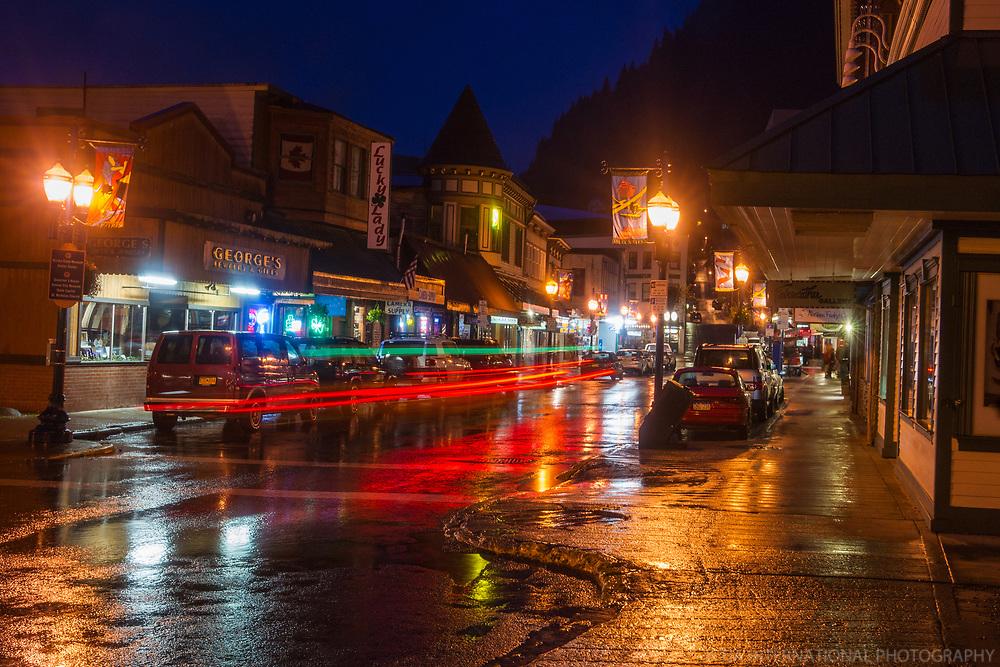 Franklin Street @ Night