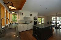 Lake House for Misiaszek and Turpin Architecture Planning.  ©2020 Karen Bobotas Photographer