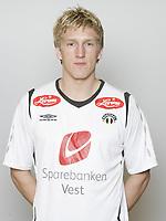 Fotball ,  , Portrett , portretter<br /> Sogndal<br /> <br /> Per Egil Flo