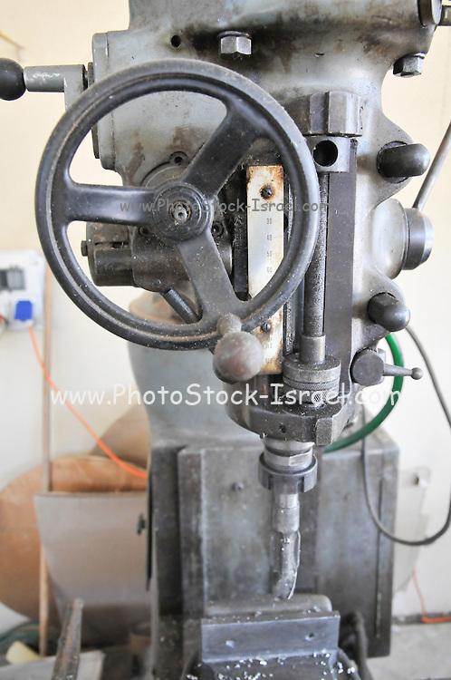 Metal workshop drill