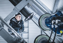 THEMENBILD - Albert Gufler (Doppelmayr) am Sonnblick Observatorium, aufgenommen am 20. November 2018, Rauris, Österreich // Albert Gufler (Doppelmayr) at the Observatory Sonnblick on 2018/11/20, Rauris, Austria. EXPA Pictures © 2018, PhotoCredit: EXPA/ JFK