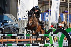 Van Gelderen Boy Adriaan, BEL, Be Cool<br /> Prijs Krismar CSI2*<br /> Jumping Antwerpen 2017<br /> © Hippo Foto - Dirk Caremans<br /> 19/04/2017