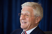 Sir Michael Parkinson Media Conference, Watson's Bay, Sydney, Australia- 7th Oct 2009.Paul Lovelace Photography . An instant sale option is available where a price can be agreed on image useage size. Please contact me if this option is preferred.