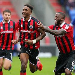 Oldham Athletic v Shrewsbury