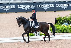 Wilton Spencer, GBR, Super Nova II<br /> World Equestrian Games - Tryon 2018<br /> © Hippo Foto - Dirk Caremans<br /> 12/09/18