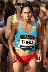 NYRR Oakley Mini 10K for Women: Gladys Tejeda, Peru, asics
