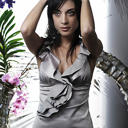 Carancho's actress Martina Gusman at the 63rd Cannes Film Festival. France. 17 May 2010. Photo: Antoine Doyen