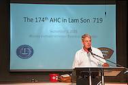 Lunch Talk about The 174th AHC in Lam Son719