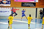DESCRIZIONE : Handball Tournoi de Cesson Homme<br /> GIOCATORE : Malina Milan<br /> SQUADRA : Tremblay<br /> EVENTO : Tournoi de cesson<br /> GARA : Cesson Tremblaye<br /> DATA : 06 09 2012<br /> CATEGORIA : Handball Homme<br /> SPORT : Handball<br /> AUTORE : JF Molliere <br /> Galleria : France Hand 2012-2013 Action<br /> Fotonotizia : Tournoi de Cesson Homme<br /> Predefinita :