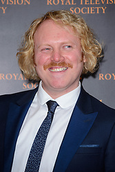 Leigh Francis aka Keith Lemon attends the RTS Programme Awards. London, United Kingdom. Tuesday, 18th March 2014. Picture by Chris Joseph / i-Images