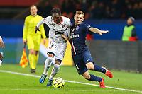 Habib Habibou (Rennes) vs Lucas Digne (PSG)