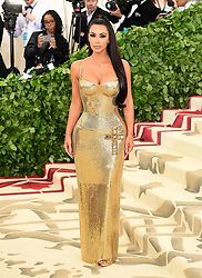 File photo dated 07/05/18 of Kim Kardashian West, who has said her musician husband Kanye West 'shot' his new album cover at the last minute.