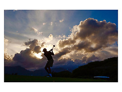 """Pete Souza releases a photo on Instagram with the following caption: """"Unlike Comrade Minus, President Obama didn\u2019t need to cheat at golf. \ud83d\ude0e #ThrowShadeThenVote"""". Photo Credit: Instagram *** No USA Distribution *** For Editorial Use Only *** Not to be Published in Books or Photo Books ***  Please note: Fees charged by the agency are for the agency's services only, and do not, nor are they intended to, convey to the user any ownership of Copyright or License in the material. The agency does not claim any ownership including but not limited to Copyright or License in the attached material. By publishing this material you expressly agree to indemnify and to hold the agency and its directors, shareholders and employees harmless from any loss, claims, damages, demands, expenses (including legal fees), or any causes of action or allegation against the agency arising out of or connected in any way with publication of the material."""