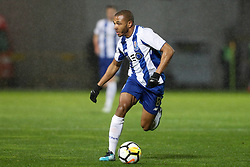 March 11, 2018 - Pacos Ferreira, Pacos Ferreira, Portugal - Porto's Algerian forward Yacine Brahimi in action during the Premier League 2017/18 match between Pacos Ferreira and FC Porto, at Mata Real Stadium in Pacos de Ferreira on March 11, 2018. (Credit Image: © Dpi/NurPhoto via ZUMA Press)