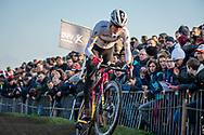 2019-12-27 Cycling: dvv verzekeringen trofee: Loenhout: Pan american champion Magalie Rochette