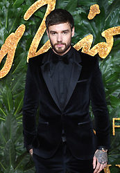 Liam Payne attending the Fashion Awards in association with Swarovski held at the Royal Albert Hall, Kensington Gore, London