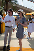 EDIE CAMPBELL, Veuve Clicquot Gold Cup, Cowdray Park, Midhurst. 21 July 2013