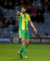 West Bromwich Albion's Ahmed Hegazi during the Sky Bet Championship match at Loftus Road, London.